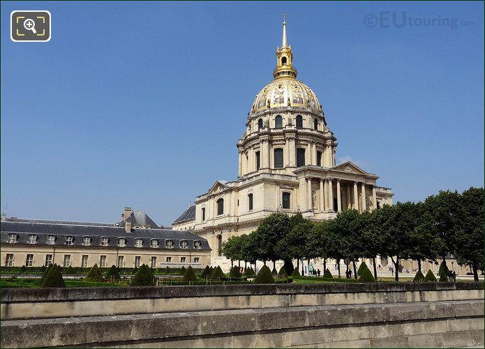 Eglise Du Dome At Les Invalides