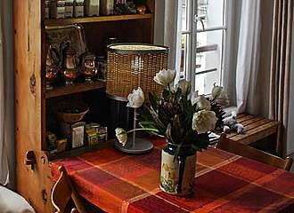 Les Toits Du Marais Breakfast Room
