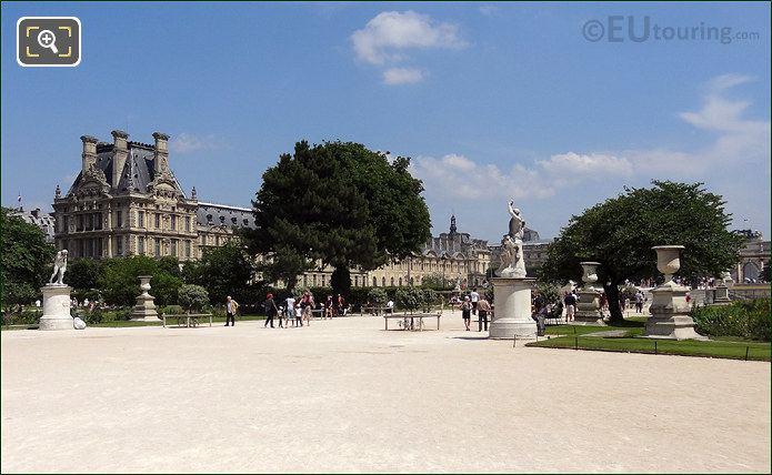 Louvre Museum Pavillon de Marsan