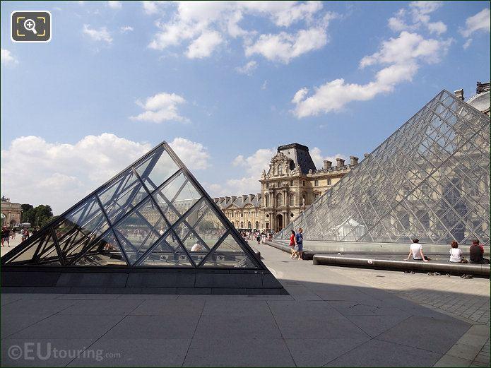 Louvre Museum Pavillon Turgot