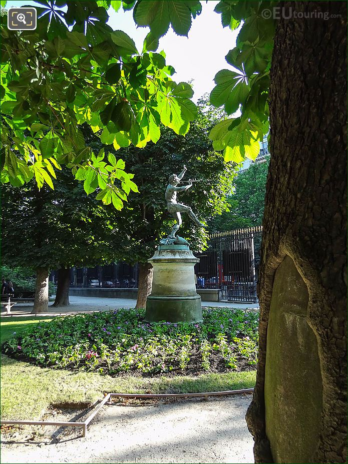 NE Side Gardens And Entrance Jardin Du Luxembourg