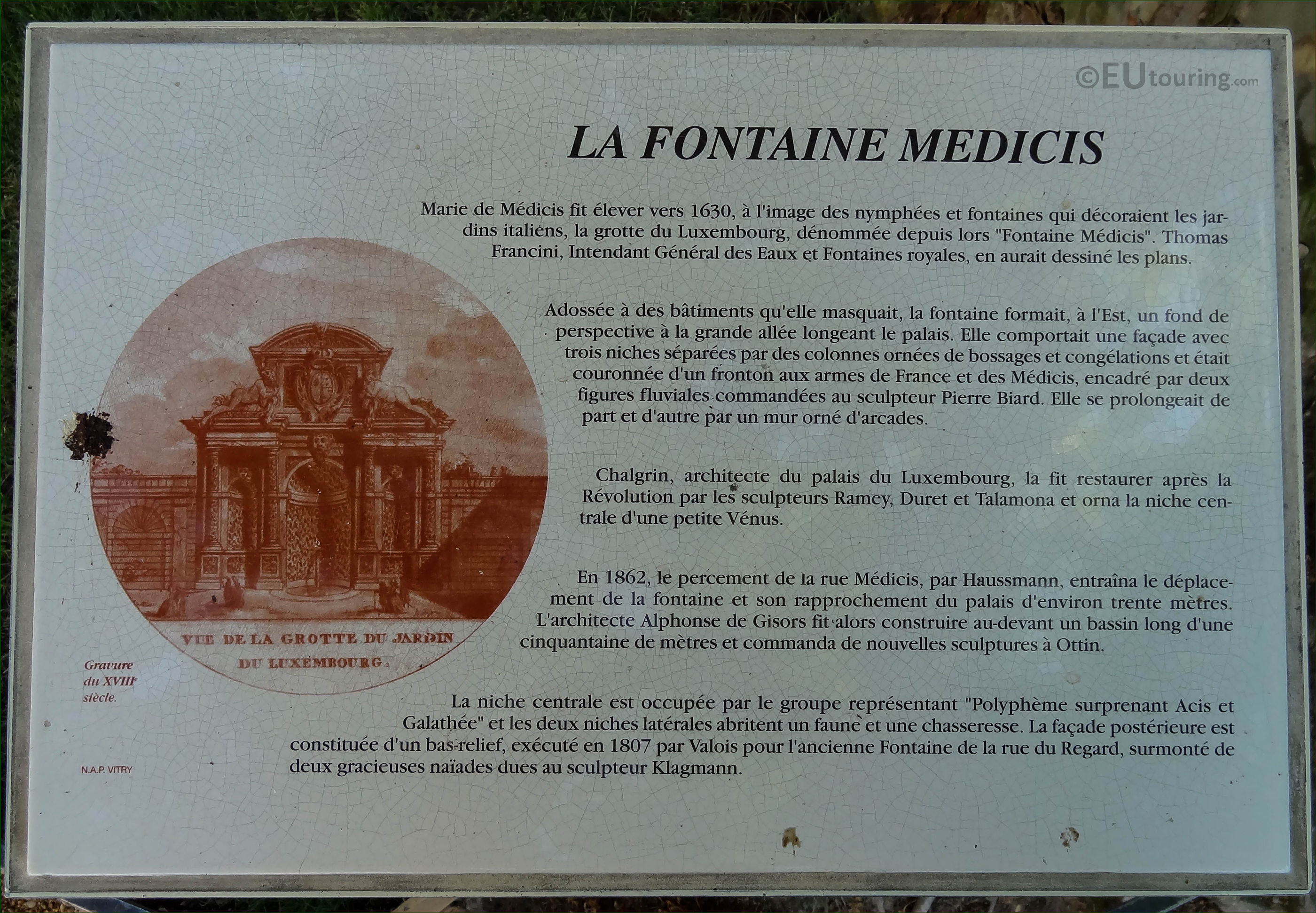 Photos of Fontaine Medicis in Jardin du Luxembourg - Page 3