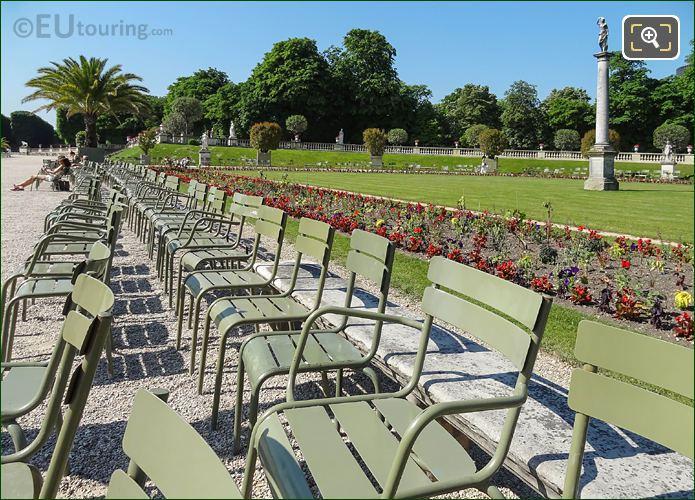 Jardin Du Luxembourg Garden Chairs