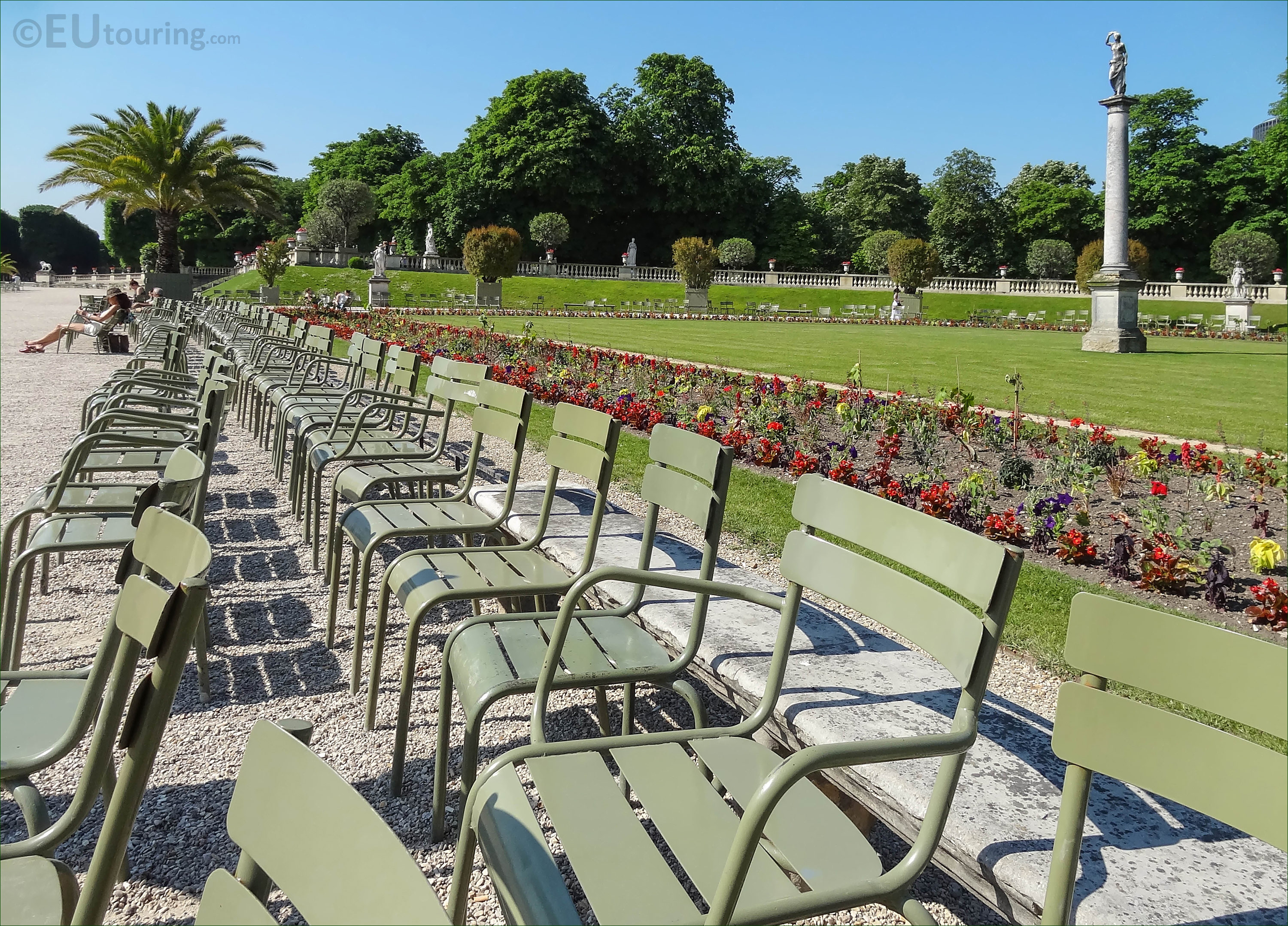 Photos of jardin du luxembourg public gardens in paris for Paris jardin