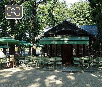 Pavillon De La Fontaine Snack Bar
