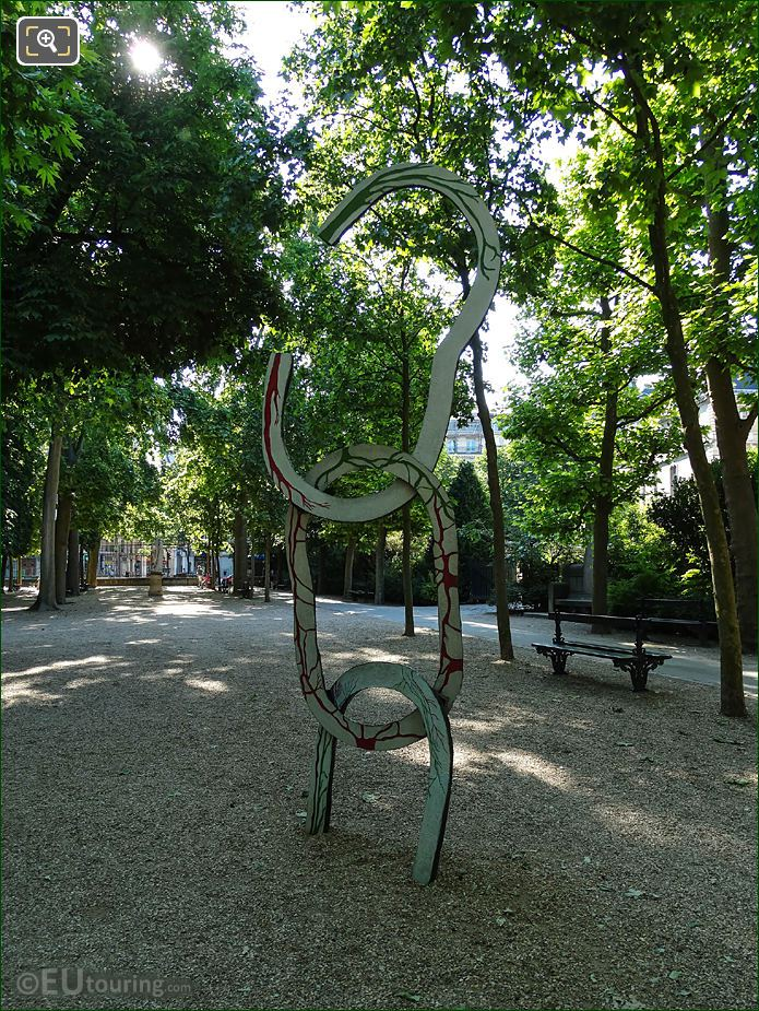 Jardin Du Luxembourg Abolition Of Slave Trade Monument