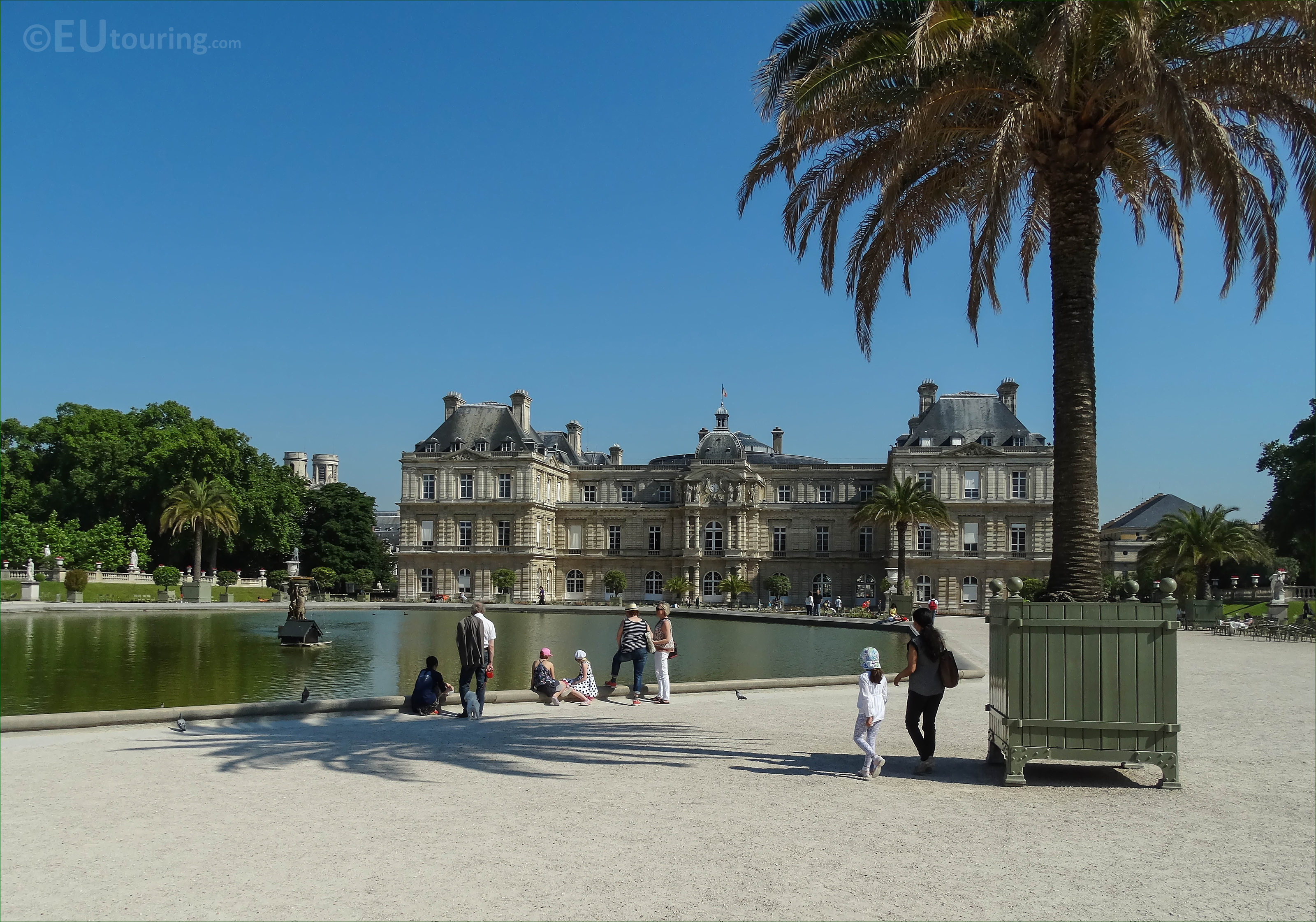 Grand Foyer Jardin Du Luxembourg : Photos of luxembourg gardens palais du page