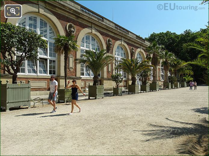Photos of the orangerie building in jardin du luxembourg page 13 - Musee jardin du luxembourg ...