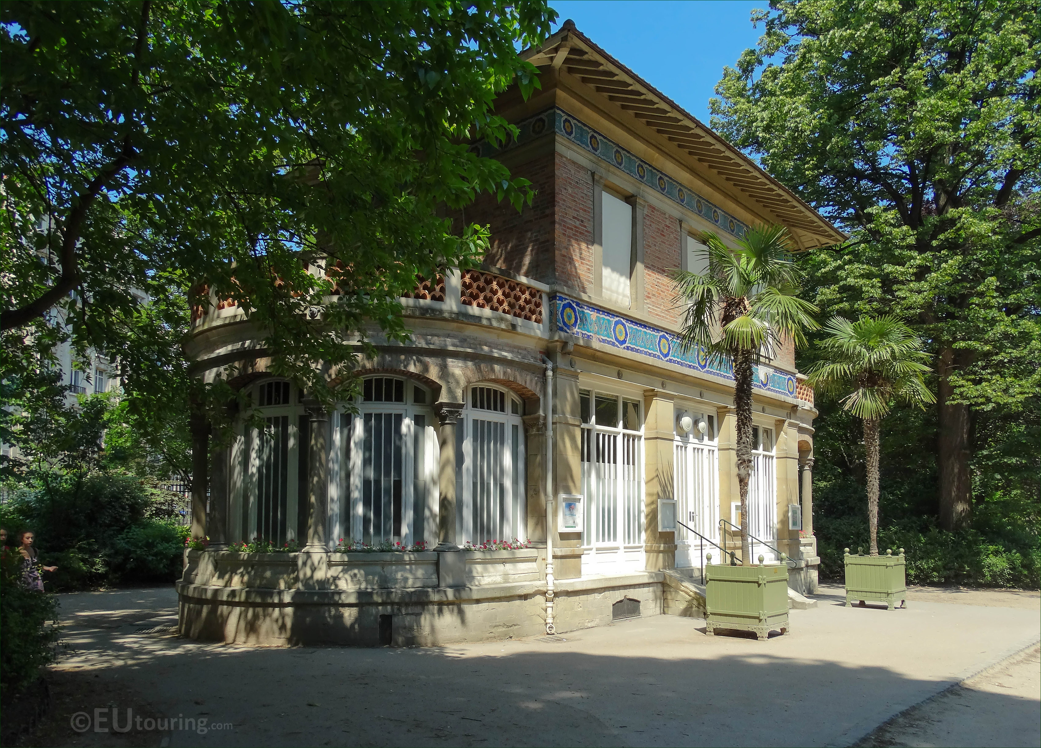 Photos of Pavillon Davioud in Jardin du Luxembourg - Page 4
