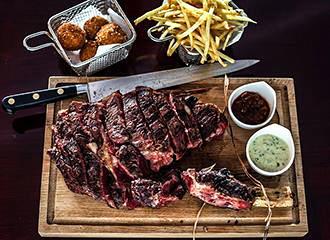 Ma Chere et Tendre steak joint