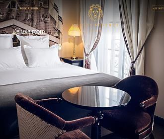 Maison Athenee Deluxe Room