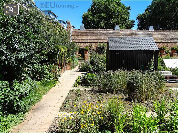 Maison Du Jardinage Potager