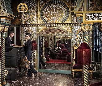 Maison Souquet Hotel Lobby