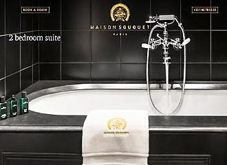 Maison Souquet 2 Bedroom Bathroom