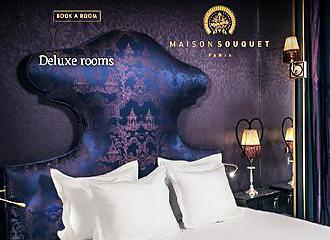 Maison Souquet Deluxe Room