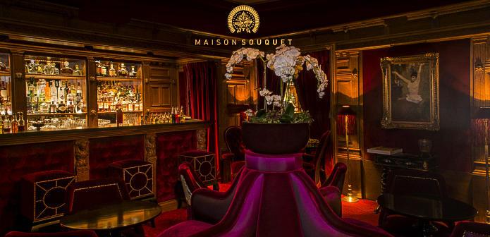 Maison Souquet Bar