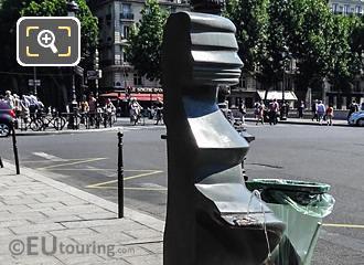 Millennium Drinking Water Fountain