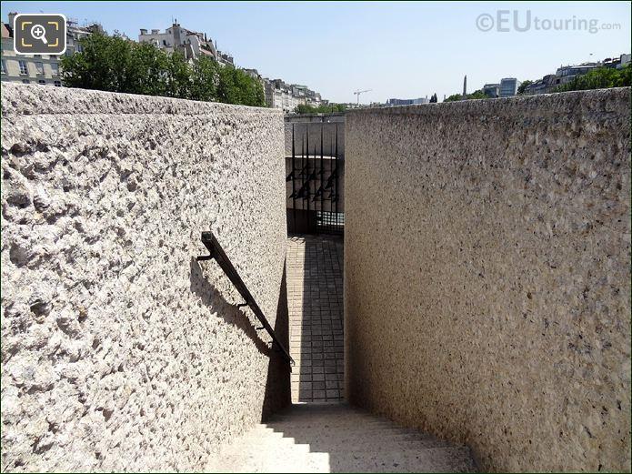 Memorial Des Martyrs De La Deportation In Paris