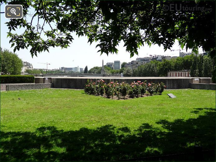 Memorial Des Martyrs De La Deportation In Paris
