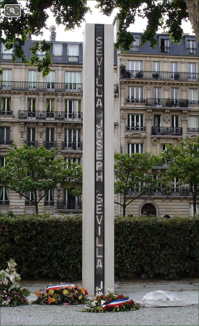 Photo Of Memorial National De La Guerre d'Algerie In Paris