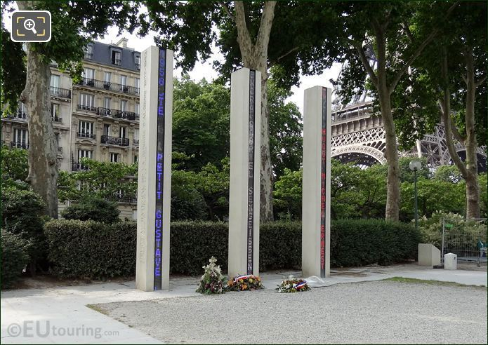 Memorial National de la Guerre d'Algerie Paris