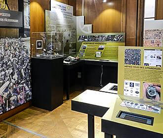 Counterfeit Museum Display