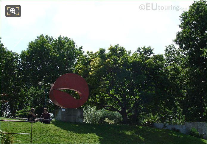 Open Air Sculpture Museum Paris