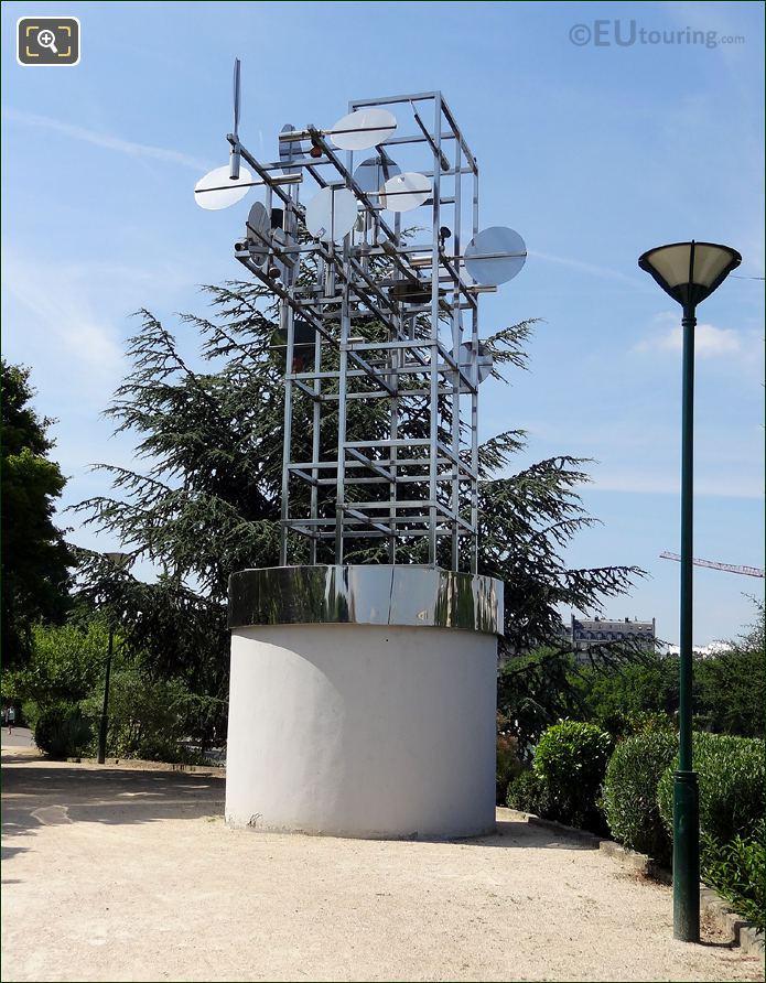 Musee De La Sculpture En Plein Air Modern Art