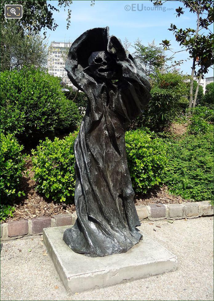 Musee De La Sculpture En Plein Air Melmoth Sculpture