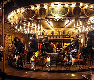 Paris Fairground Museum