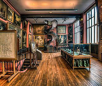 Musee Gustave Moreau