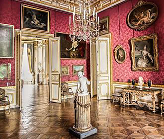 Jacquemart-Andre Museum Drawing Room