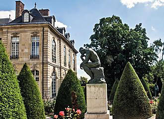 Musee Rodin Art Works