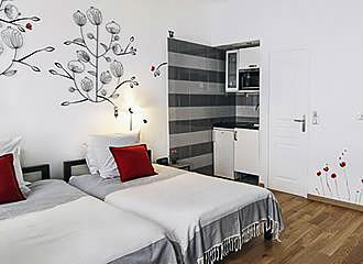 My Open Paris studio N
