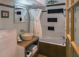 My Open Paris en suite