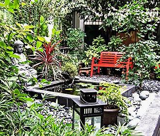 My Open Paris courtyard