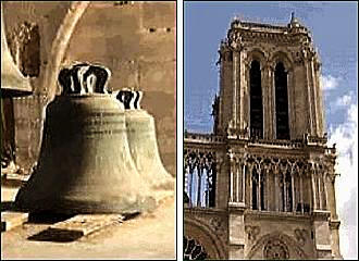 Restoration Of Bells At Notre Dame Cathedral