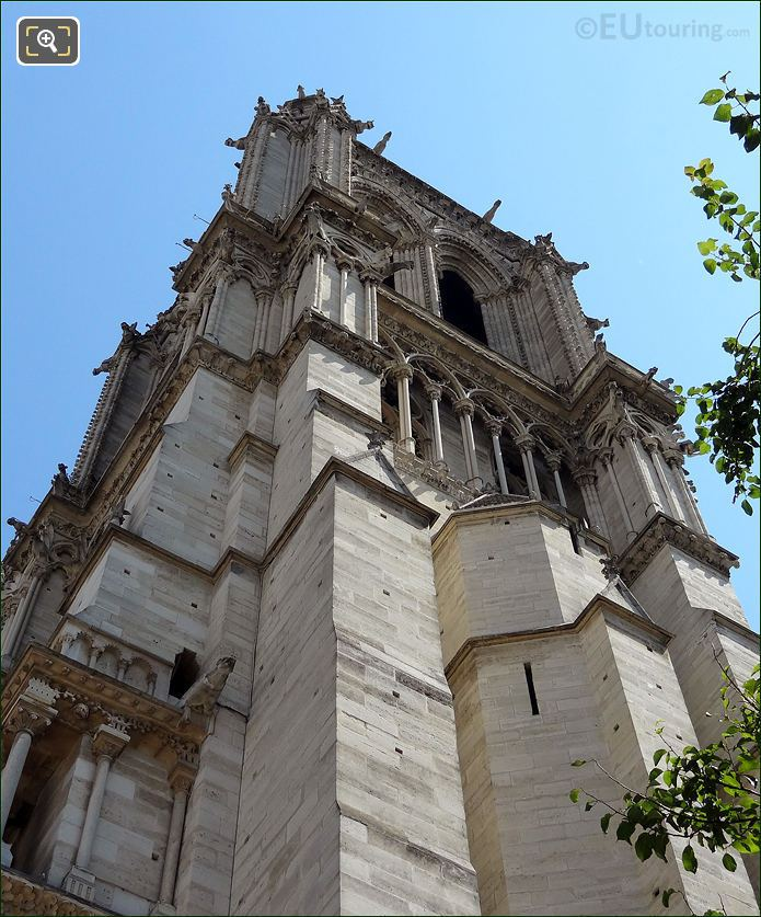 Notre Dame South Bell Tower