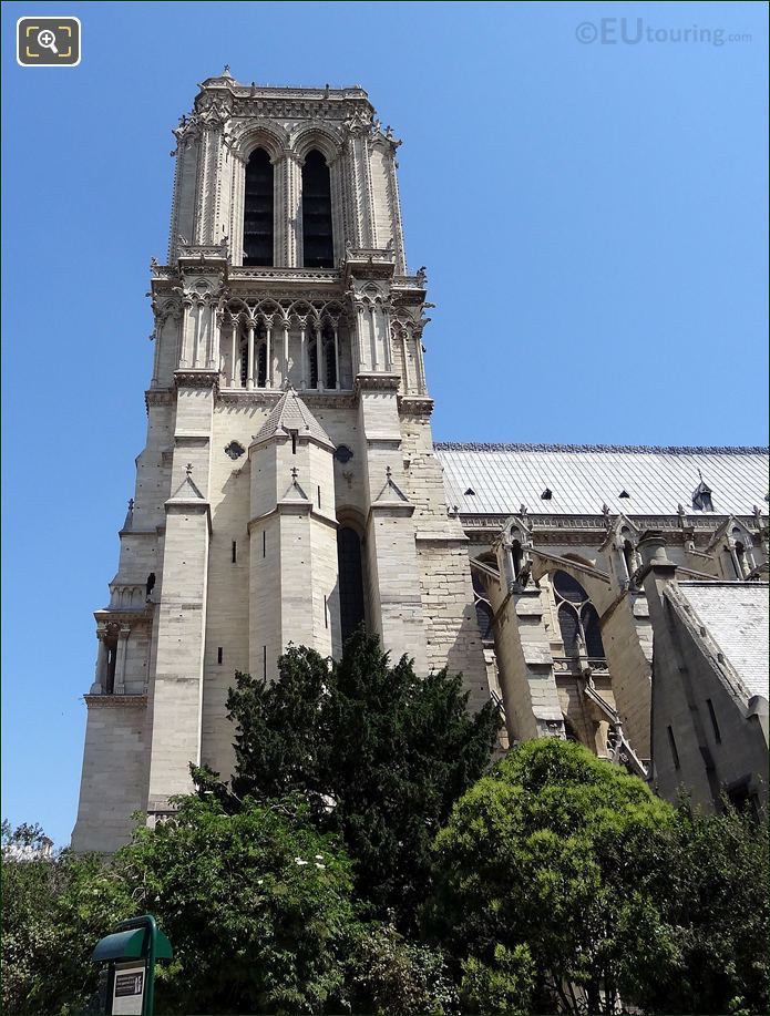 South Bell Tower Notre Dame