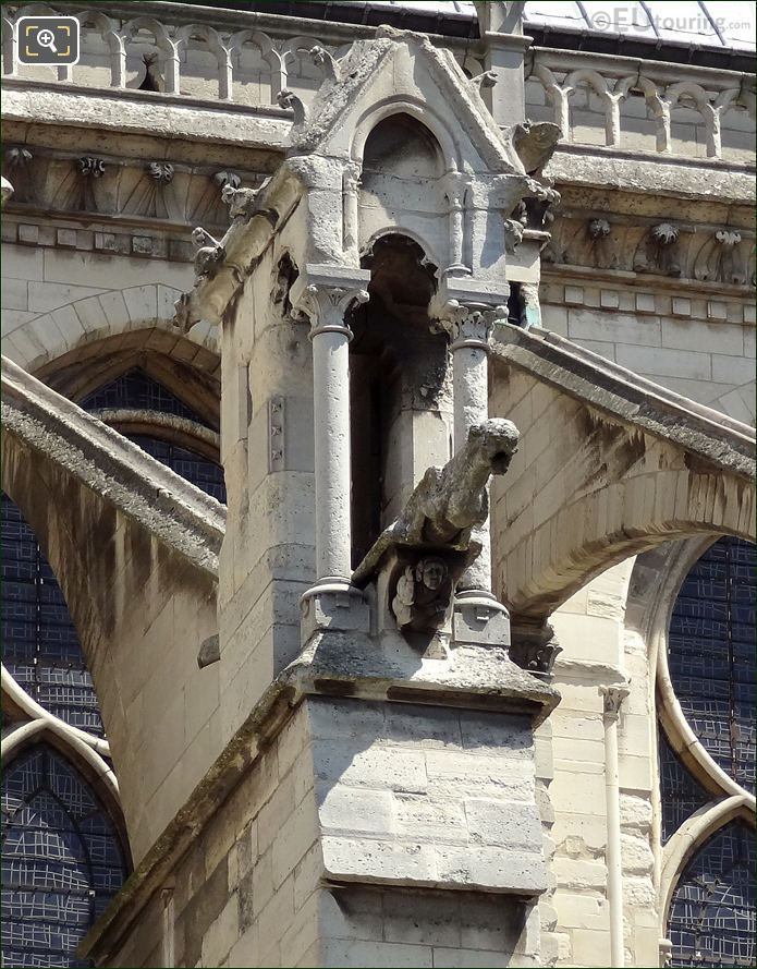 Notre Dame Cathedral Gargoyle