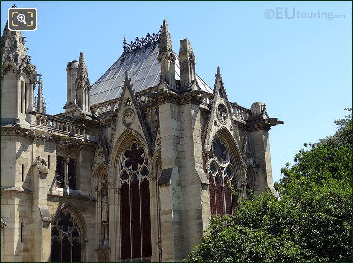 Notre Dames Treasury
