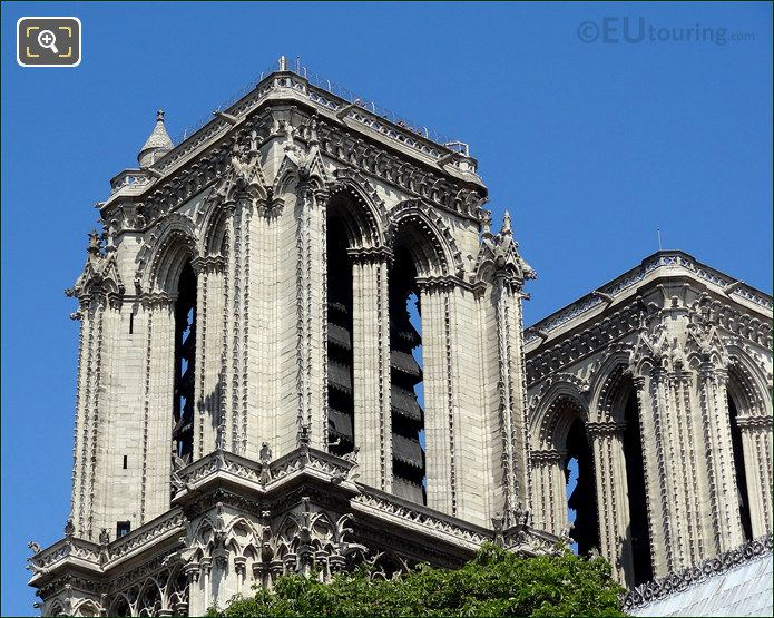 Notre Dames Bell Towers