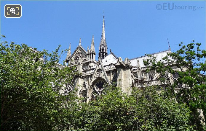 Notre Dame South Side