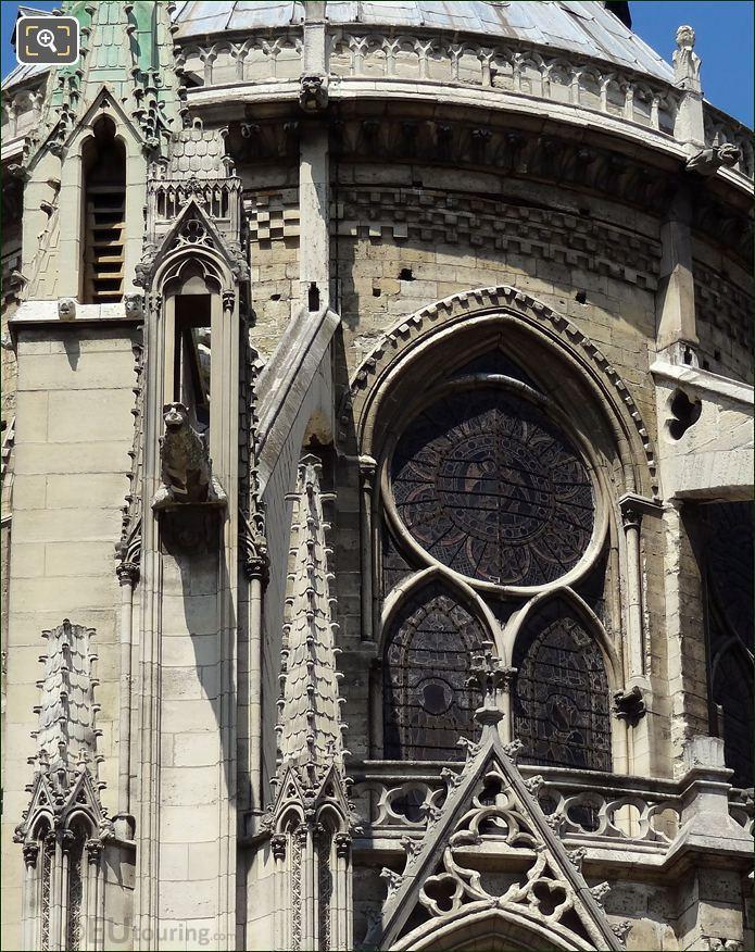 Notre Dame Architecture