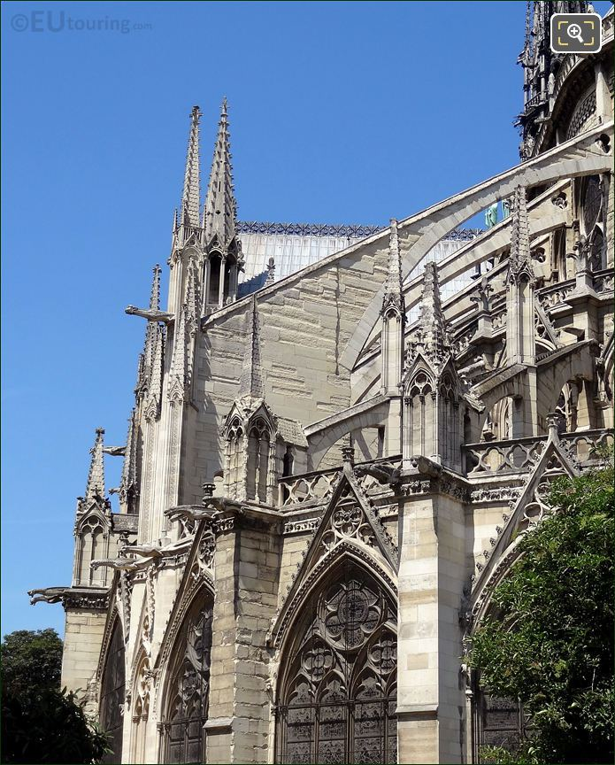 Notre Dame Cathedral Architecture