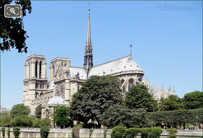 Notre Dame Cathedral South Side