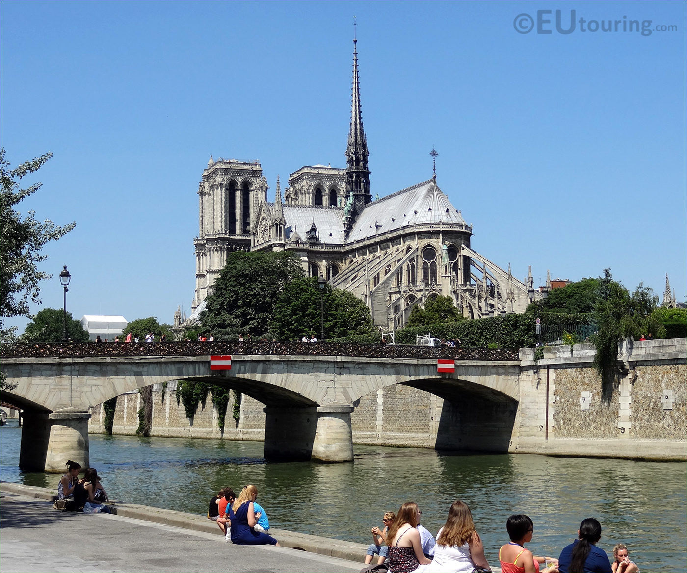 Paris Main Attractions In One Day: HD Photos Of Paris Tourist Attractions In France