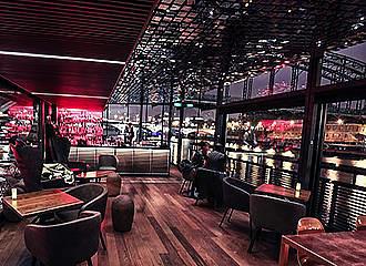 OFF Paris Seine bar