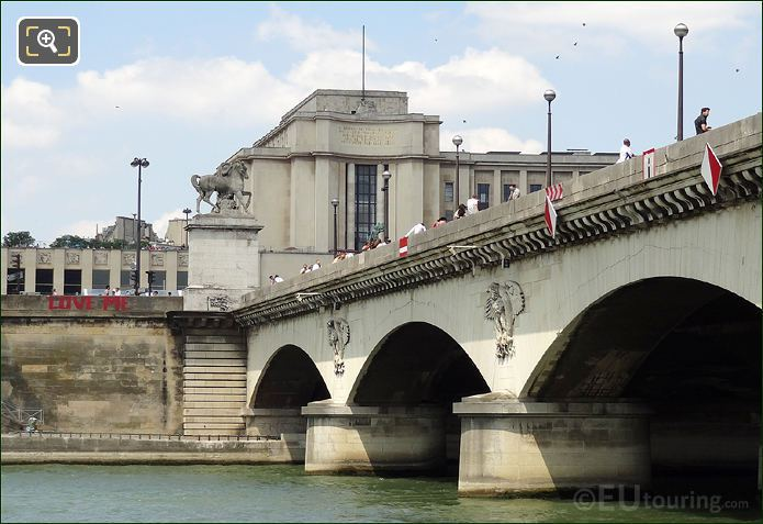Photo Of Palais De Chaillot