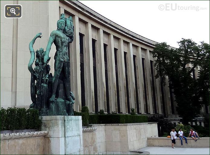 Apollon Musagete At Palais De Chaillot